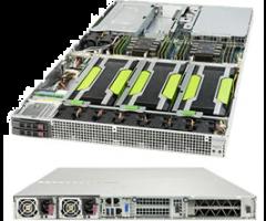 Supermicro SYS-1029GQ-TRT GPU-laskentapalvelin
