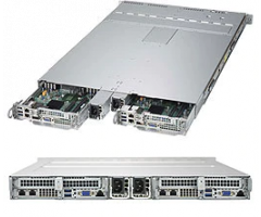 Supermicro SYS-1029TP-DTR Twin Server