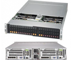 Supermicro SYS-2029BT-DNC0R Twin Server