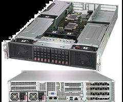 Supermicro SYS-2029GP-TR GPU-laskentapalvelin