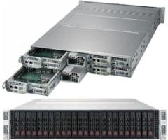 Supermicro SYS-2029TP-HTR Twin Server