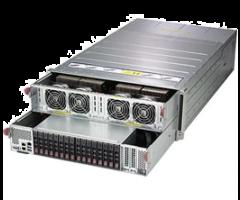Supermicro SYS-4029GP-TVRT GPU-laskentapalvelin