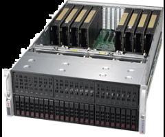 Supermicro SYS-4029GP-TRT2 GPU-laskentapalvelin