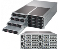 Supermicro SYS-F619P2-RT Twin Server
