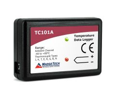 Thermocouple based Temperature Recorder w/
