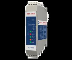 BK Vibro VC-1850 Bearing Vibration Monitoring
