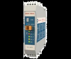 BK Vibro VC-1870 Shaft Vibration Monitoring