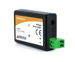 Low Level, -1 V to 16 V, DC Voltage Recorder