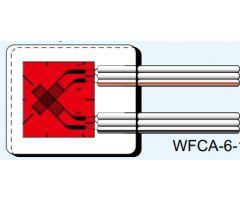 TML WFCA-3-XX-3LDBTB-F Waterproof Strain Gauge