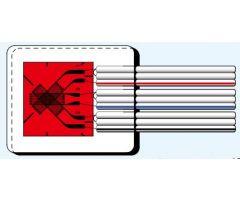 TML WFRA-6-XX-3LDBTB-F Waterproof Strain Gauge