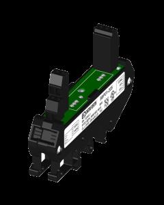 Dataforth 8BP01-324 5B-signaalinmuokkaimen asennusalusta