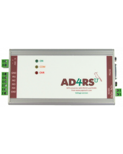 Papouch AD4RS Modbus/TCP I/O Module