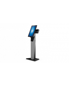 Elo Touch Solutions Wallaby_Floor Self-Service Kiosk