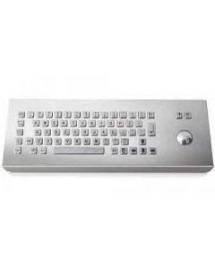 Inputel KB-CA1-USB Ruostumaton teollisuusnäppäimistö