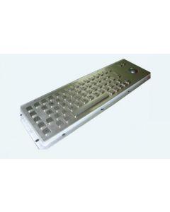 Inputel KB007-USB Takaa-asennettava teollisuusnäppäimistö