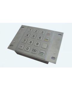 Inputel KP901 Takaa-asennettava numeronäppäimistö