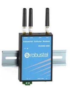 Robustel M1000, 4G Cat 4 One SIM, 1xUSB, 10-36VDC