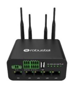 Robustel R1520 Global, 4G Global Cat 4 Dual SIM, PD+WiFi,...