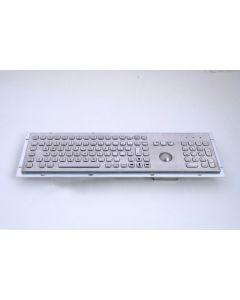 Inputel KB005K-USB Takaa-asennettava teollisuusnäppäimistö