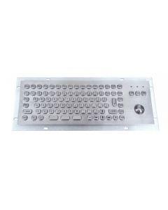 Inputel MKB-703-USB Takaa-asennettava teollisuusnäppäimistö